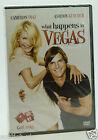 What Happens in Vegas DVD Región 2 NUEVO SELLADO