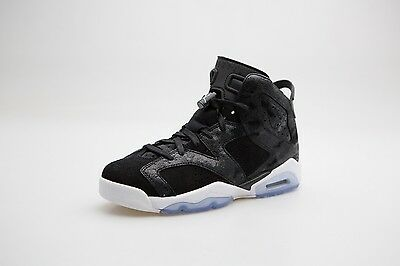 separation shoes a35be 9a744 881430-029 Air Jordan 6 VI Retro Premium Heiress Collection Big Kids GS |  eBay