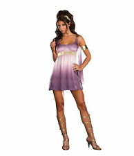 Mythical Muse-Greek Godess-Sexy Womens Costume-Cosplay-LARP-Fancy Dress-Small