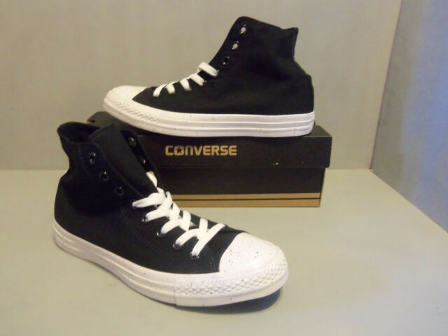 c536ac5f538d Women s Chuck Taylor All Star Hi Top Shoes Black Sizes! NIB style 558645F  NEW