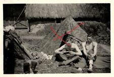 21523/ Originalfoto 6x9cm, nackte Soldaten, naked soldiers, Vintage Gay, WWII