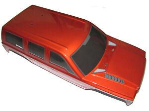 Redcat-Everest-Gen7-Sport-Crawler-Orange-Prepainted-Truck-Body