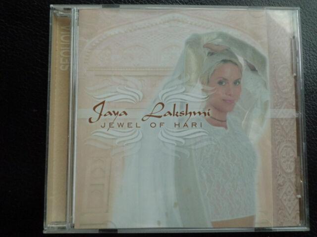 JAYA  LAKSHMI   -   JEWEL  OF  HARI  ,  CD  2004 ,    ELECTRONIC , NEW AGE ,