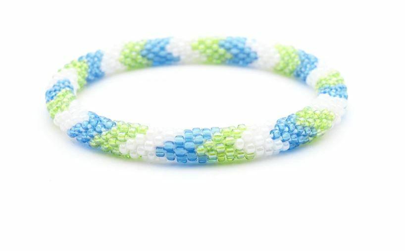 Maisha Fair Trade Beaded Masai Bracelet