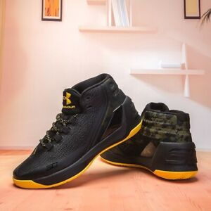 promo code f4abc 88889 Image is loading Under-Armour-UA-Mens-Curry-3-Size-10-