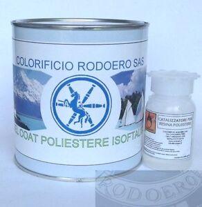 GEL-COAT-POLIESTERE-ISOFTALICO-NON-PARAFFINATO-TRASPARENTE-0-750-LT