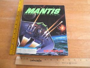 XF5700-Mantis-Experimental-Fighter-1992-game-IBM-286-3-5-discs-in-box