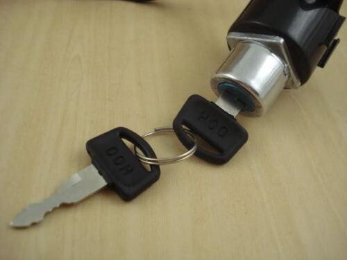Honda CUB 70 90  C70 C90  Ignition key switch 4 wires