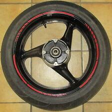 Honda CBR 600 F PC35 Hinterrad Rad Alu Felge Reifen (ca. 80%)