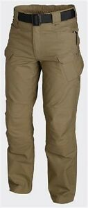 PerséVéRant Helikon Tex Utp Urban Tactical Outdoor Ripstop Robuste Pantalon Mud Brown Sr Small Regular-afficher Le Titre D'origine