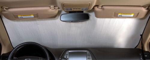 2008-2011 Land Rover LR2 HSE Custom Fit Sun Shade