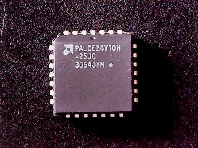 Programmable Array Logic PLCC-28 3x AMD PALCE22V10H-15JC//4 Simple E²PLD