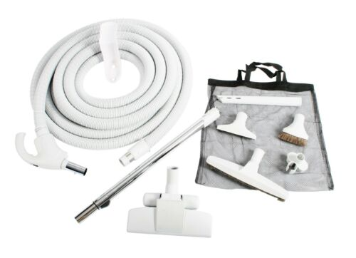 Cen-Tec Systems 93642 Central Vacuum Kit with 35 Ft Switch Control Hose