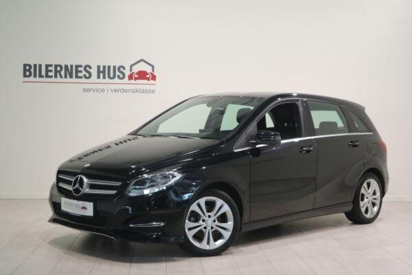 Mercedes B200 d 2,2 Business billede 0