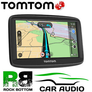 tomtom start 42 eu 4 3 months speed cameras car van gps sat nav