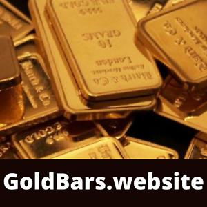 Goldbars-Website-Premium-Domain-Name-For-Sale-Gold-Bars-Online