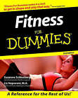 Fitness For Dummies by Suzanne Schlosberg (Paperback, 1999)