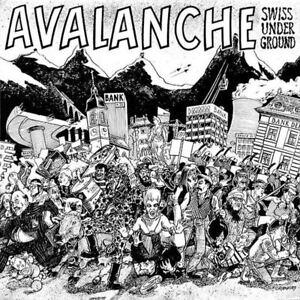 V/A-Avalanche Swiss Underground [LP] [Violet Marbled]