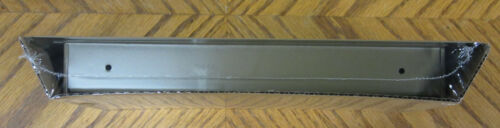 """NEW 4/"""" x 10/"""" Brown Metal Floor Register House RV Mobile Home Steel Vent Diffuser"""