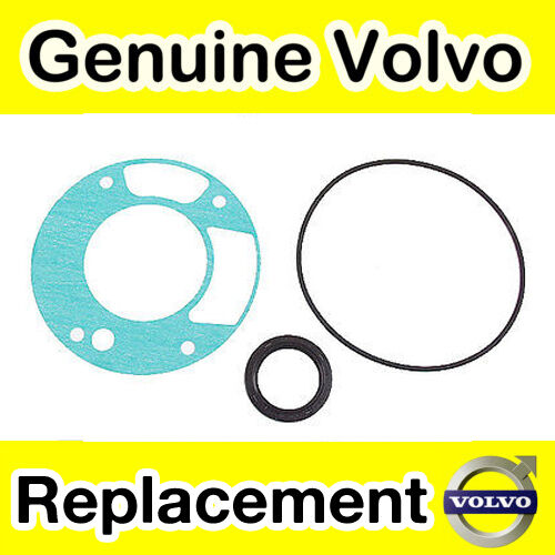 gasolina 99-06 Genuine Volvo S80 Bomba De Aceite Sello Kit