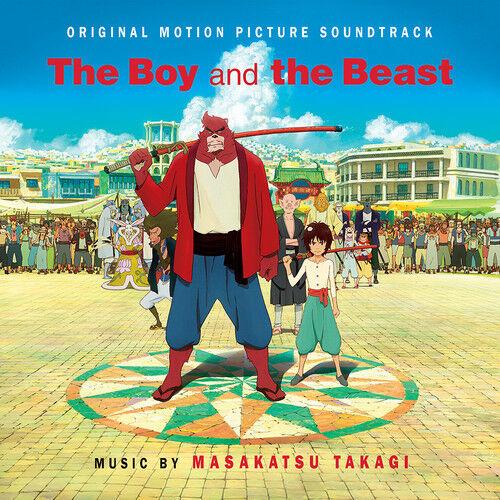 Masakatsu Takagi - Boy & the Beast (Original Soundtrack) [New CD]