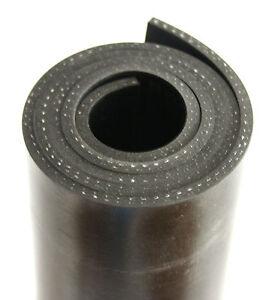 1200x80x3mm-mit-Gewebe-Gummiauflage-Gummistreifen-Gummiplatte-Gummi-Gummimatte