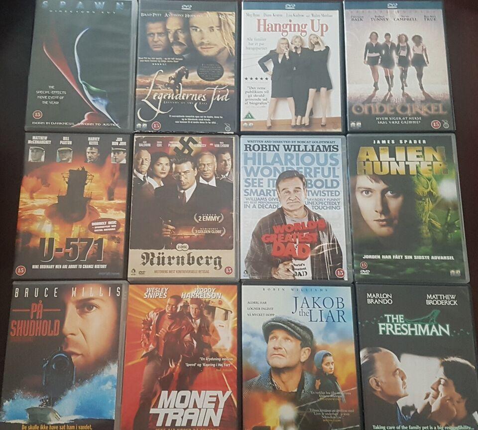 Action, James Bond 007 - VHS, - dba.dk - Køb og Salg af