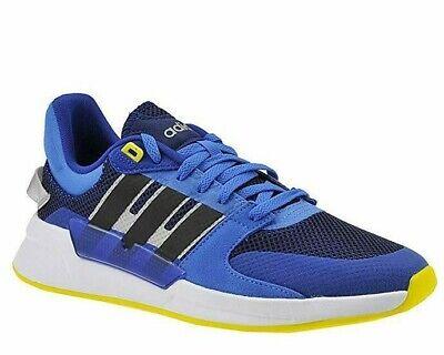 Adidas Hombre RUN90S EF1557 Zapatillas para Correr 8 ,9 ,10 ,11 ,12 Talla USA | eBay