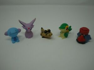 POKEMON Nintendo Bandai 2010 piccole figure Bundle