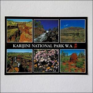 Karijini-National-Park-WA-6-Views-Postcard-P403