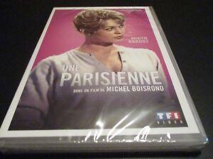 DVD-NEUF-034-UNE-PARISIENNE-034-Brigitte-BARDOT-Charles-BOYER-Henri-VIDAL