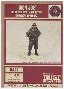 Dust-Tactics-SSU-034-Iron-Joe-034-Primed-Model-D411-Dust-1947-1-48-New-amp-Sealed