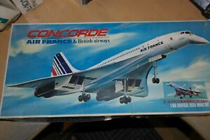 Nitto 1: 100 Concorde Air France & British Airways 718-2500