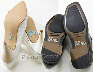 Bride-I-Do-Shoe-Stickers-and-Groom-Shes-Mine-Shoe-Stickers-Wedding-Supplies