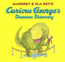 CURIOUS GEORGE'S Dinosaur Discovery (Brand New Paperback Version) H. A. Rey