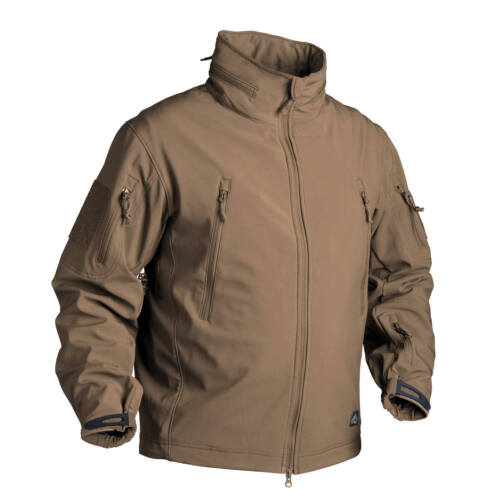Helikon Tex Gunfighter Coupe-Vent Soft Shell Veste Outdoor Jacket Coyote S