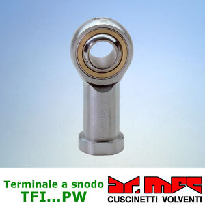 Testa-a-snodo-serie-TFI-PW-esente-da-manutenzione-femmina-acciaio-su-PTFE