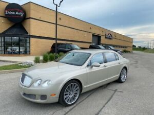 2011 Bentley Continental Flying Spur V 12 TWIN TURBO SPEED