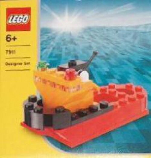 LEGO Tugboat Set  7911