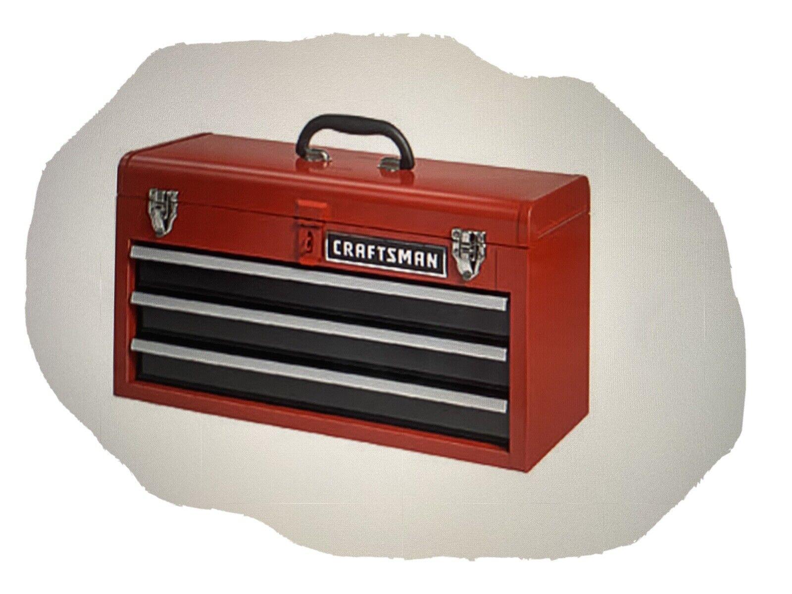Craftsman Harley Davidson 3 Drawer Portable Tool Chest For Sale Online Ebay