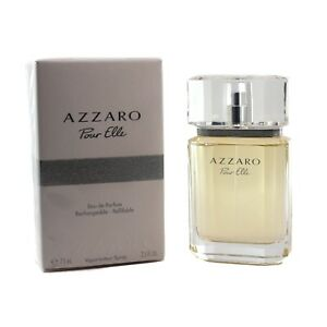 116ba5a56af Azzaro Pour Elle by Azzaro 2.5 oz 75 ml Eau De Parfum Spray for ...