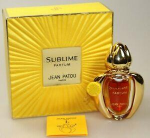 Jean-Patou-Sublime-7-5-ml-Parfum-Extrait-Perfume-Vaporisateur-Rechargeable