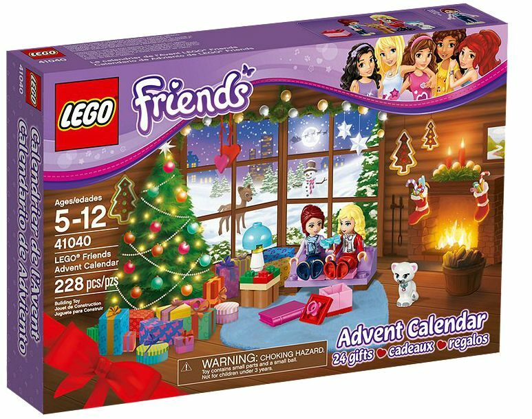 LEGO ® Friends 41040 Advent Calendario NUOVO OVP _ Advent Calendar NEW MISB NRFB