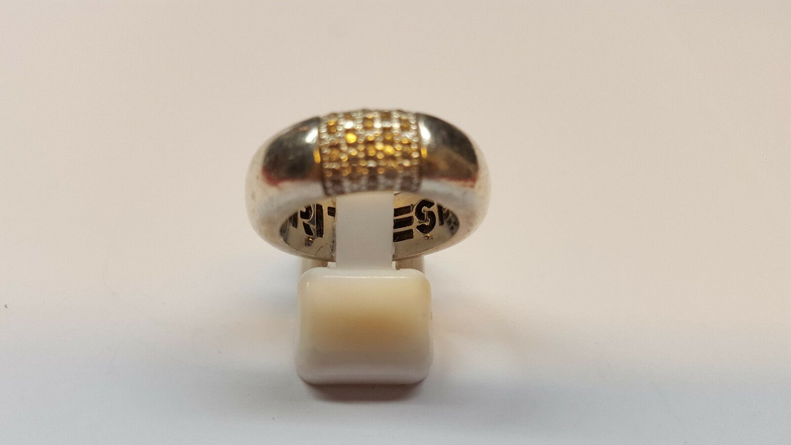 Traum Ring Größe 54 (17,2 mm Ø)  925 er silver silverring Esprit