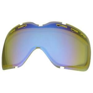 Oakley 02-125 Stockholm Replacement Snow Goggle Lens HI Yellow Ski Snowboard
