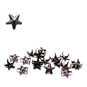 CLOUS A GRIFFES ETOILE METAL FONCE KI-SIGN GEBN 8-10mm 40-30 pièces CUSTOMISER
