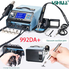 992da Bga Rework Soldering Station Smd Hot Air Gun Solder Iron Pen Repair Board