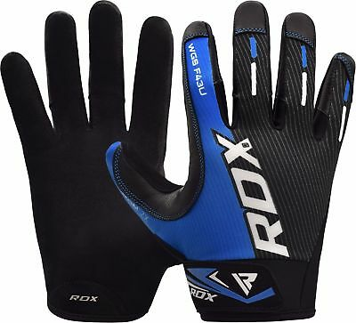 Klug Rdx Vollfinger Fitness Handschuhe Gewichtheben Training Krafttraining Gym De Sport Fitness & Jogging