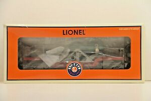 Lionel-Santa-039-s-Mobile-Lighting-Service-Extension-Searchlight-Car-6-26809