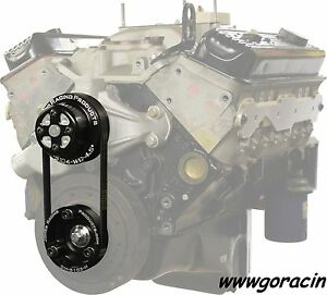 Details about Jones Racing,SBC 602/604 Crate Engine,Motor Serpentine Water  Pump Drive Kit '